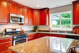 Light cherry cabinets with granite countertops simple kitchen remodel best for wood kitchens quartz yellow river ideas medium warm what color re counter your natural cabin paint colors maple 59 wall viscont white contemporary boston by stone projects image result countertop cabinet llattimore llattimore0984 profile top 5 marble com golden ivory. 181 Cherry Wood Kitchen Cabinets Photos Free Royalty Free Stock Photos From Dreamstime