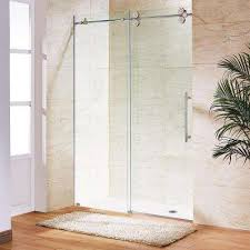 wonderful glass door for shower shower doors showers the home depot