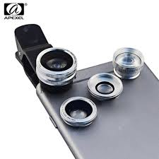 APEXEL APL - CX4 4 in 1 Camera Phone Lens Kit Sale, Price ...