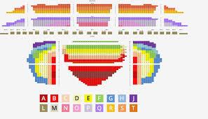 Kennedy Center Eisenhower Hall Theater Seating Chart Kennedy Center Opera House Seating Chart Tehno