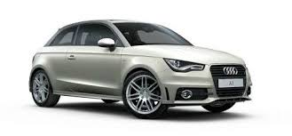 Audi A1 Colours Exterior Car