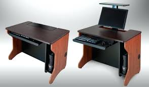 hidden office furniture. Hidden Computer Desk Glass Corner Office Desks For Sale Wall Mounted Tower . Home Furniture