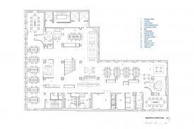 red bull new york office. 7th Floor Plan Red Bull New York Office