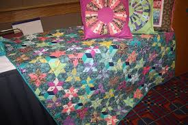 Quilt Market: Tula Pink - Sew Sweetness & I know they seem really simple, but I totally loved these flowers…they were  amazing. And Tula sold about 300 signed copies of her new book that  weekend…do ... Adamdwight.com