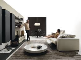 Modern Black And White Living Room Black And White Themed Living Rooms House Decor