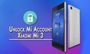 How to Unlock Mi Account Xiaomi Mi 3 ...