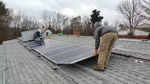 from graddy to reality olney gets solar panels an independent solar panels kayla keller