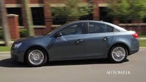 2012 Chevrolet Cruze Eco review - Autoweek Autofile video - YouTube