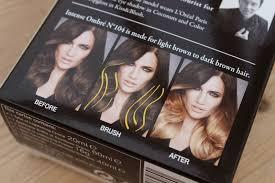 the perfect diy dip dye with l oreal intense ombrés kit ombré hair