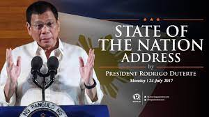 Watch the latest episode aired july 22, 2019 get. Live 2017 State Of The Nation Address By President Rodrigo Duterte Youtube