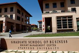stanford graduate school of business. the knight management center opens at stanford graduate school of business. business