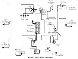 wiring diagram ford 801 yesterday s tractors wiring diagram ford 801