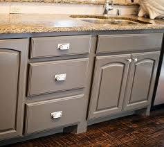 painting kitchen cupboardsCabinet paint color is River Reflections from Benjamin Moore