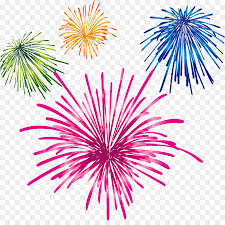 cartoon fire works fireworks cartoon colorful fireworks png download 1801 1766