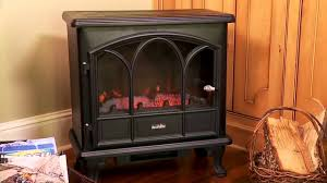 duraflame freestanding electric stove dfs 750blk