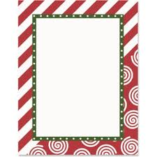 Free Border For Word Free Printable Holiday Borders Paper Download Them Or Print