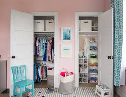 secrets to organize a kid closet