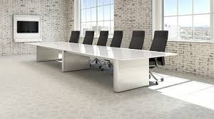 enwork images on mesmerizing white glass conference room table small top meeting round tables