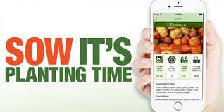 garden app. How Does Your Garden Grow? With SOW App R