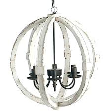 french shabby distress wood chandeliers and woods pertaining to white washed chandelier