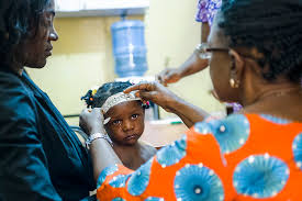 Nigeria has more HIV-infected babies than anywhere in the world ...
