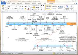 a timeline template free timeline templates for word powerpoint pdf