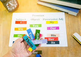 Personal Pronoun Definition And Examples In English