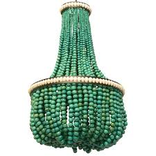 16 best beaded chandeliers images on view 1 of 10