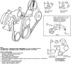 1979 mustang water pump assistance please ford truck enthusiasts rh ford trucks 94 mustang belt diagram 2000 ford focus belt diagram