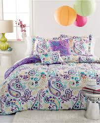 bedroom design colorful teen vogue bedding set featuring a