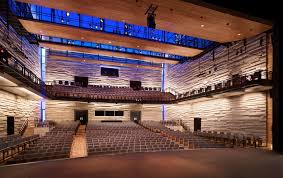 Performance Hall Design Dallas City Performance Hall Corgan