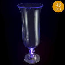Party Light Hurricane Amazon Com Lumistick Led Flashing Hurricane Glass 16oz