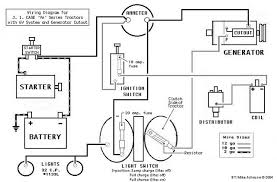 VAC Wiring Diagram and Generator - Yesterday's Tractors