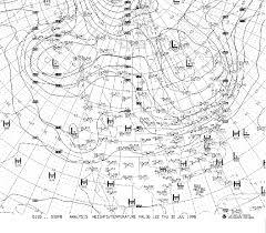Upper Air Charts