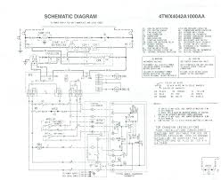 trane wiring diagrams solidfonts 3 phase heater wiring diagram for trane