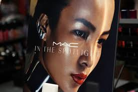 international make up pany m a c cosmetics launched their new showroom at the accra mall over the weekend