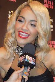 The british singer and actress garnered attention after featuring as the main vocalist of dj fresh's single hot right now. Rita Ora Simple English Wikipedia The Free Encyclopedia