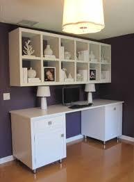 home office ikea expedit. Cool And Space Saving Home Office Idea Out Of IKEA Furniture.   Coole Und Platzsparende Idee Für Ein Aus Möbeln. #officespaceideas\u2026 Ikea Expedit