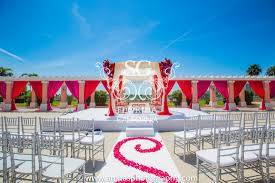 Chanda And Sameer Wedding Suhaag Garden