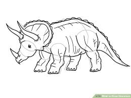 Small Picture Drawing Of Dinosaur Hqdefaultjpg Coloring Pages lightofunity