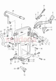 engine lubrication oil tank for porsche 911 997 2007 turbo gt2 enlarge diagram · Â