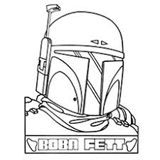 Small Picture 10 Amazing Boba Fett Coloring Pages For Your Little Ones