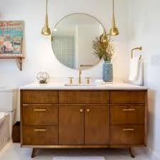 mid century modern bathroom vanity. Mid-Century Bathroom Remodel Mid Century Modern Vanity S