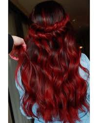10 Best Pravana Red Images Pretty Hairstyles Cool