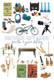 6 year old boy birthday gift Gift Guide for the | Ahrens at Home