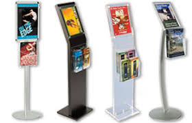 Flyer Display Stands Display Stands Poster Frames iPad Stands More 3