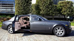 Driver's Logbook: Your chauffeur will love the handling - The ...