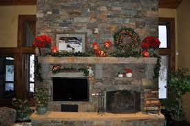 Natural Stone Fireplace Faux Stone Fireplace Limelight Or Tradition Home Design