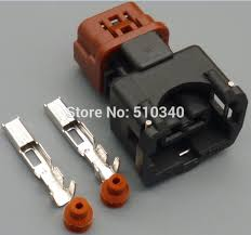online get cheap amp wiring harness aliexpress com alibaba group 100sets amp 2 pin pa66 female waterproof wire