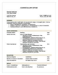 Powerful Resume Templates Best of Traditional Table Resume Template Powerful Templates Modern